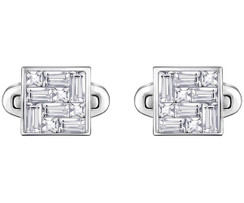 SOLD OUT! Swarovski Cufflinks Edge 5182048