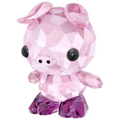SOLD OUT! Swarovski Zodiac - Determined Pig