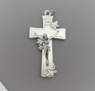 """Lilly Rosary Crucifix 2"""""""