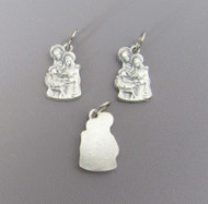 Nativity Christmas Silhouette Charm -Lot 3