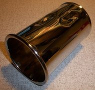 BMW 2002 turbo 3.0cs Exhaust Muffler Tip