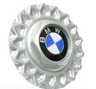 "BMW Wheel Center Cap for 15"" Style 5 Cross-Spoke Wheel"