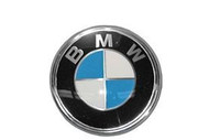BMW Trunk Lid Roundel Emblem 3.0cs 528i