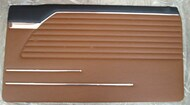 BMW 2002 Interior Door Trim Panel 68-73