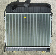 BMW E21 320i Radiator for automatic transmission