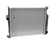 BMW E30 Radiator for manual transmission