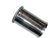BMW E28 E30 Exhaust Muffler Chrome Tip
