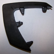 BMW 2002 Front Bumper Overrider Pad (71 and up)