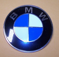 BMW Hood Emblem with Raised Letters 2002 NK 2000