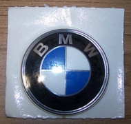 BMW Trunk Lid Badge Emblem Roundel 2002 320i 735i