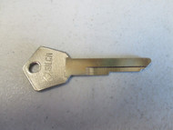 BMW 2002 Key Blank for Trunk (Early Style)