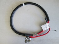 BMW 2002 & 320i Positive Battery Cable