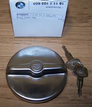 BMW 1600 & 2002 Locking Fuel Tank Cap 1966-1976