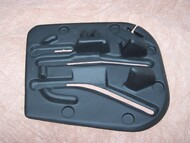 BMW 2002 Pedal Box Rubber Pad