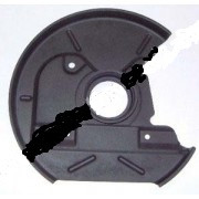 BMW 2002 Front Brake Protection Plate