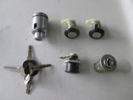 BMW E21 320i One Key Locking System Repair Kit