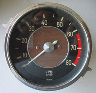 BMW 2000cs Tachometer