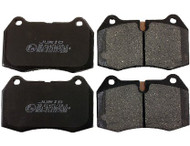 BMW E31 840ci 850ci Front Brake Pad Set
