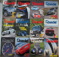 BMW Roundel Magazine Set 2010