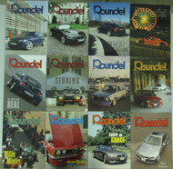 BMW Roundel Magazine Set 2006