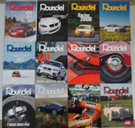 BMW Roundel Magazine Set 2008