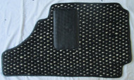 BMW 2002 Sisal Floor Mat Set