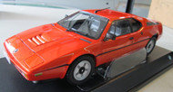 BMW M1 HERITAGE COLLECTION MINIATURE MODEL RED