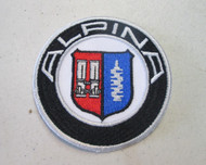 Alpina Cloth Patch Badge