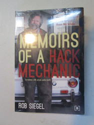 Memoirs of a Hack Mechanic by Rob Siegel
