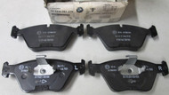 BMW E39 528i Front Brake Pad Set