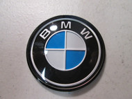BMW Steering Wheel Roundel Badge Emblem