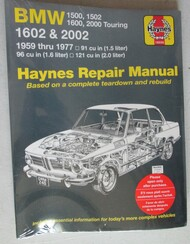 BMW 1600 2002 Haynes Repair Manual