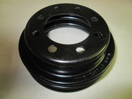 BMW Crankshaft Pulley 124mm 2-row