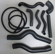BMW E9 2800cs 3.0cs Coolant Hose Kit