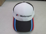 Genuine BMW M Motorsport Unisex Fan Cap