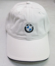 Genuine BMW Mens Recycled Brushed Twill Cap