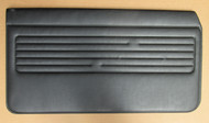 BMW E21 320i Black Door Panel Set 77-83