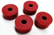 BMW E30 E36 Z3 Replacement Urethane Bushings for Rear Shock Mounts