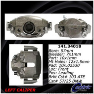 BMW Brake Caliper Housing E24 635csi E28 535i