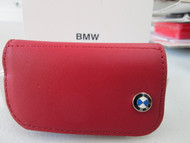 BMW Nappa Leather Key Case