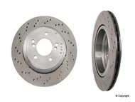 BMW Z4 Rear Brake Rotor Disc
