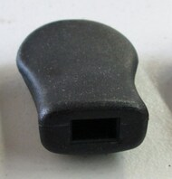 BMW 2002 3.0cs Seat Rail Cover Handle
