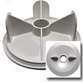 Filtrite SK950 / SKB952 Vacuum Plate - Quiptron Genuine