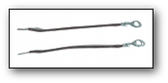 Spa Electrics WN250 Series Connector Tails x 2