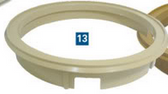Quiptron SK950 Dress Ring - Beige