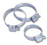 HHose Clamps - Stainless Steel