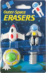 Outer Space Erasers