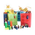 Lego Style Party Bag Set