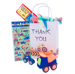 Truck, Car & Plane Party Bag Set