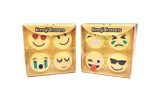 Emoji Erasers (pack of 4)